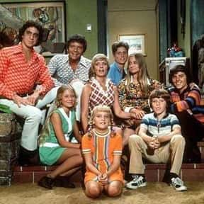 The Brady Bunch is listed (or ranked) 9 on the list The Best Shows About Families