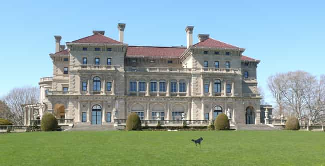 The Breakers is listed (or ranked) 4 on the list The Most Unbelievably Excessive Homes In US History