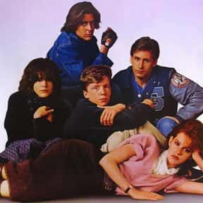 The Breakfast Club is listed (or ranked) 9 on the list The Greatest Soundtracks of All Time