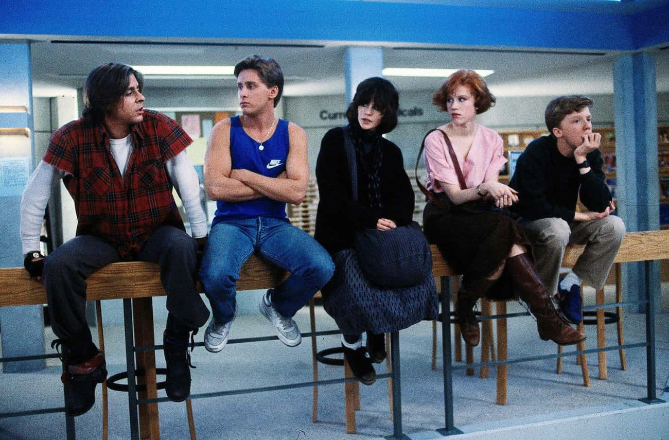 The Breakfast Club is listed (or ranked) 1 on the list The 25 Best Movies That Take Place in One Day