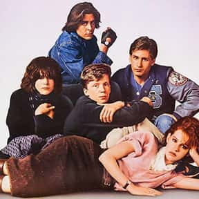 The Breakfast Club is listed (or ranked) 22 on the list The Best Teen Romance Movies