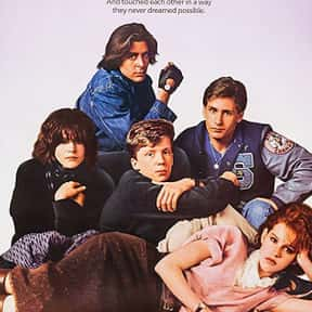 The Breakfast Club is listed (or ranked) 3 on the list The Greatest Movies Of The 1980s, Ranked