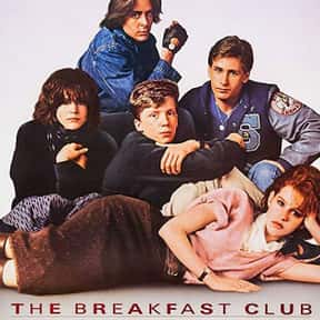 The Breakfast Club is listed (or ranked) 1 on the list The Greatest Teen Movies of the 1980s
