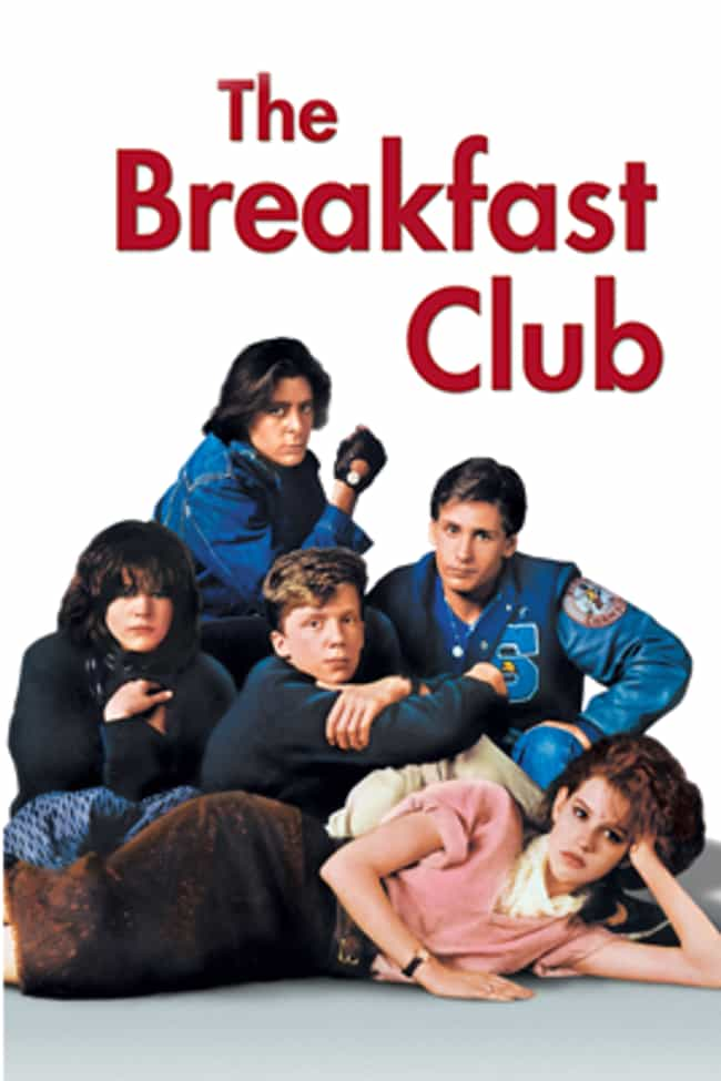 The Breakfast Club is listed (or ranked) 2 on the list 27 Movies That Actually Taught Us Something