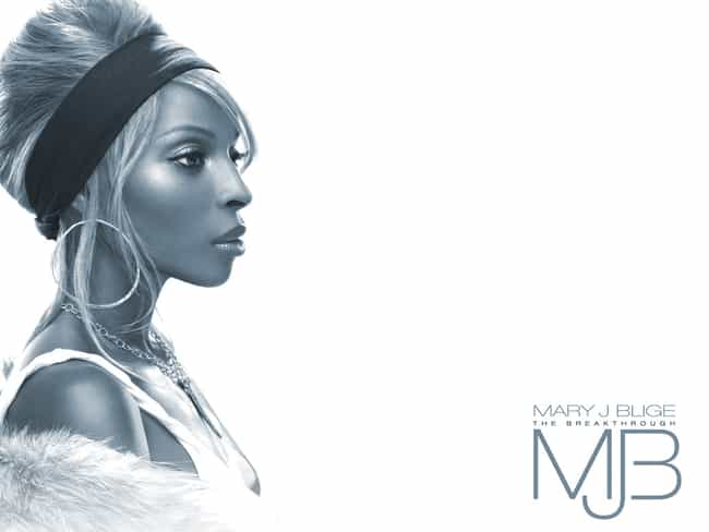 All Mary J  Blige Albums, Ranked Best to Worst by Fans