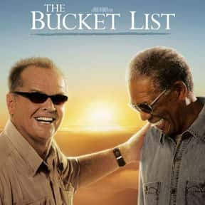 The Bucket List is listed (or ranked) 15 on the list The Greatest Guilty Pleasure Drama Movies