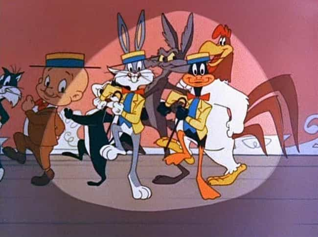 The Bugs Bunny Show is listed (or ranked) 1 on the list What Was The Most Popular Cartoon The Year You Were Born?
