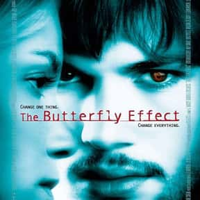 The Butterfly Effect is listed (or ranked) 17 on the list The Best Time Travel Movies