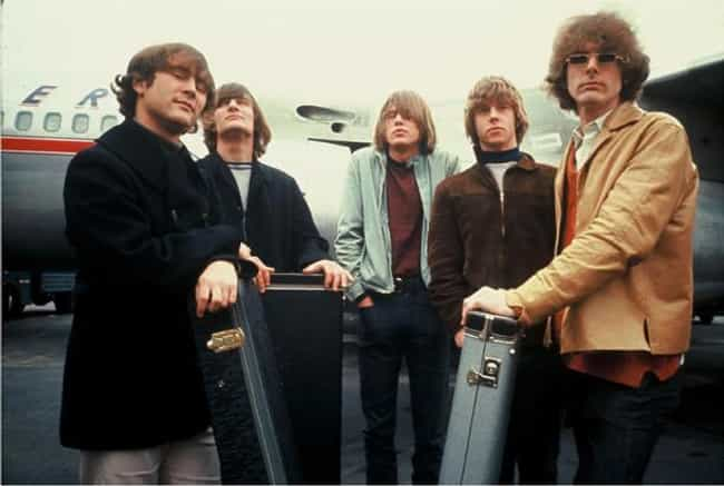The Byrds is listed (or ranked) 2 on the list The Best Raga Rock Bands/Artists