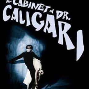 The Cabinet of Dr. Caligari is listed (or ranked) 23 on the list The Greatest Movies in World Cinema History