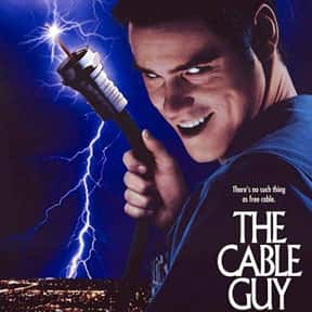 The Cable Guy is listed (or ranked) 22 on the list The Best Jack Black Movies