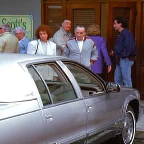 The Cadillac, Part 1 is listed (or ranked) 5 on the list The Best Episodes From Seinfeld Season 7