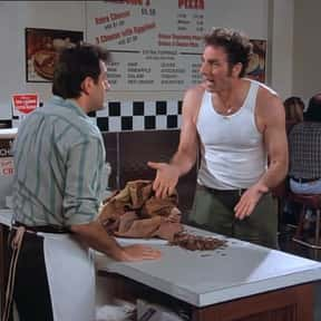 The Calzone is listed (or ranked) 7 on the list The Best Episodes From Seinfeld Season 7