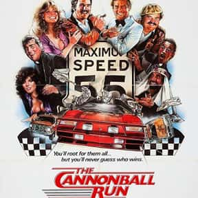 The Cannonball Run is listed (or ranked) 14 on the list The Best Car Racing Movies That Really Put The Pedal To The Metal