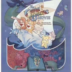 The Care Bears Movie is listed (or ranked) 23 on the list The Best Movies for Toddlers