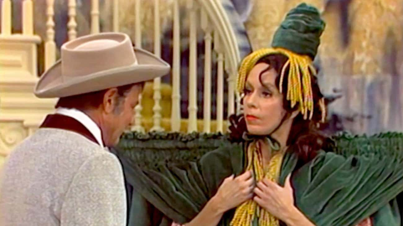 The Carol Burnett Show is listed (or ranked) 4 on the list The Most Popular TV Shows Of The 1970s