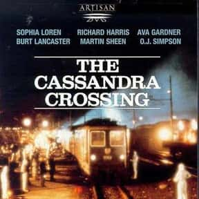 The Cassandra Crossing is listed (or ranked) 8 on the list The Best '70s Disaster Movies