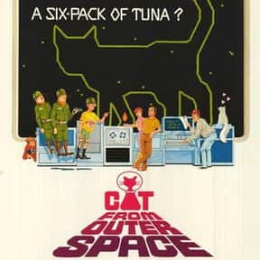 The Cat from Outer Space is listed (or ranked) 13 on the list The Best Cat Movies