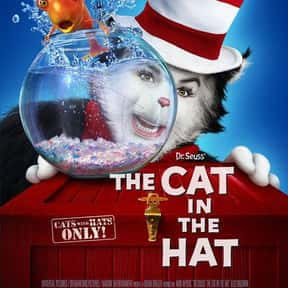 The Cat in the Hat is listed (or ranked) 6 on the list The Best Dakota Fanning Movies