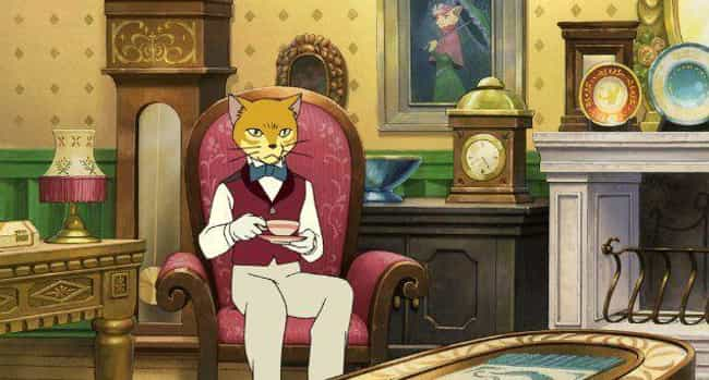 The Cat Returns is listed (or ranked) 4 on the list 11 Great Studio Ghibli Films Not Directed By Hayao Miyazaki