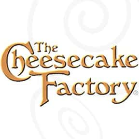 The Cheesecake Factory is listed (or ranked) 1 on the list The Best Bar & Grill Restaurant Chains