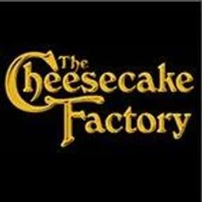 Cheesecake Factory is listed (or ranked) 2 on the list The Best Restaurants With Gluten-Free Options