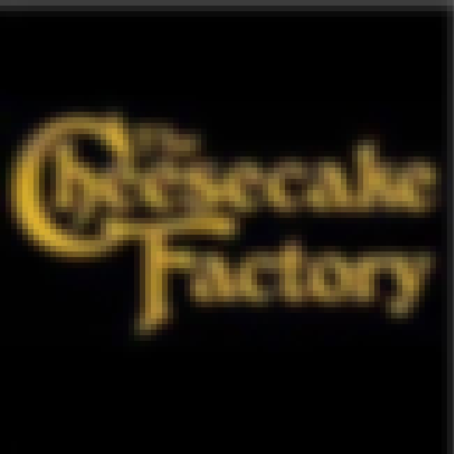 The Cheesecake Factory is listed (or ranked) 8 on the list Food- Top Fast Food Restaurant Chains in America