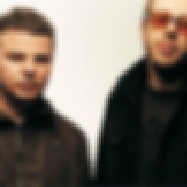 The Chemical Brothers is listed (or ranked) 4 on the list Fave Bands to Ski To