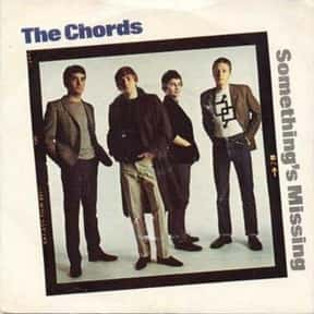 The Chords is listed (or ranked) 2 on the list The Best Mod Revival Bands/Artists
