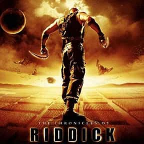 The Chronicles of Riddick is listed (or ranked) 25 on the list The Best Space Movies