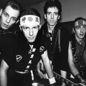 The Clash is listed (or ranked) 1 on the list The Best Punk Bands Of All Time