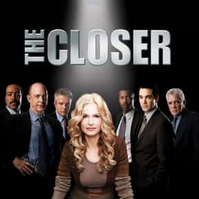 The Closer is listed (or ranked) 17 on the list The Best Serial Cop Dramas of All Time