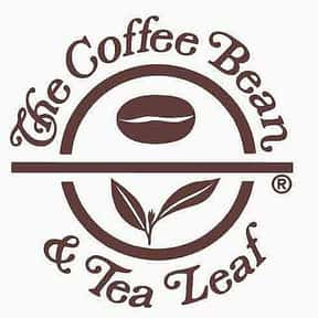 The Coffee Bean & Tea Leaf is listed (or ranked) 5 on the list The Best Coffee Shop Chains