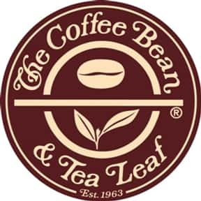 The Coffee Bean & Tea Leaf is listed (or ranked) 6 on the list The Best Coffee House Chains
