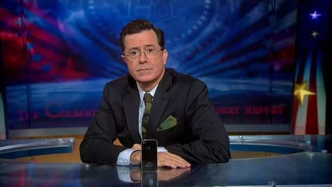 The Colbert Report is listed (or ranked) 3 on the list What to Watch If You Love 'Last Week Tonight with John Oliver'