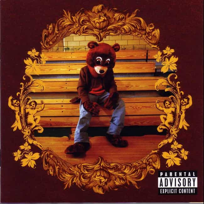 The College Dropout is listed (or ranked) 2 on the list The Best Kanye West Albums of All-Time