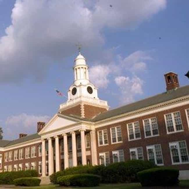 The College of New Jerse... is listed (or ranked) 3 on the list America's Best Small Public Colleges