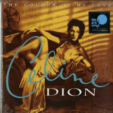 The Colour of My Love is listed (or ranked) 2 on the list The Best Celine Dion Albums of All-Time