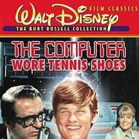 The Computer Wore Tennis Shoes is listed (or ranked) 8 on the list The Best Disney Science Fiction Movies Of All Time