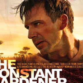 The Constant Gardener is listed (or ranked) 15 on the list The Best Ralph Fiennes Movies