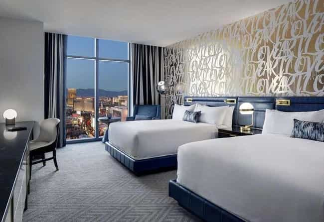 Cosmopolitan of Las Vegas is listed (or ranked) 3 on the list The Best Hotels In Las Vegas