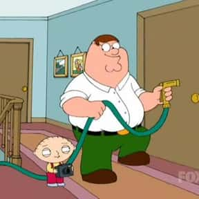 The Courtship of Stewie's Fath is listed (or ranked) 18 on the list The Best 'Family Guy' Episodes of All Time