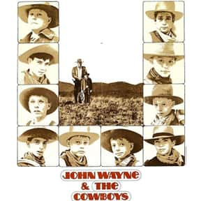 The Cowboys is listed (or ranked) 14 on the list The Best John Wayne Movies of All Time, Ranked