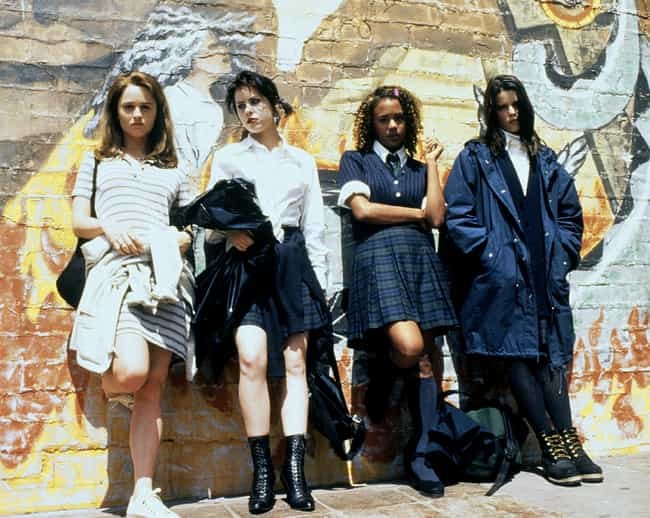 The Craft is listed (or ranked) 3 on the list '90s Movies That Totally Defined Teenage Girl Life