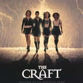 The Craft is listed (or ranked) 24 on the list The Greatest Supernatural & Paranormal Teen Films
