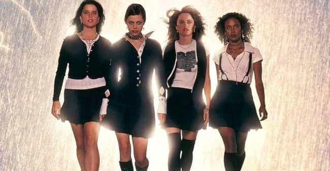 The Craft is listed (or ranked) 8 on the list Things Turning 20 in 2016 That Will Make You Feel Super Old