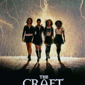 The Craft is listed (or ranked) 21 on the list The Best Movies About Teenage Girl Friendships