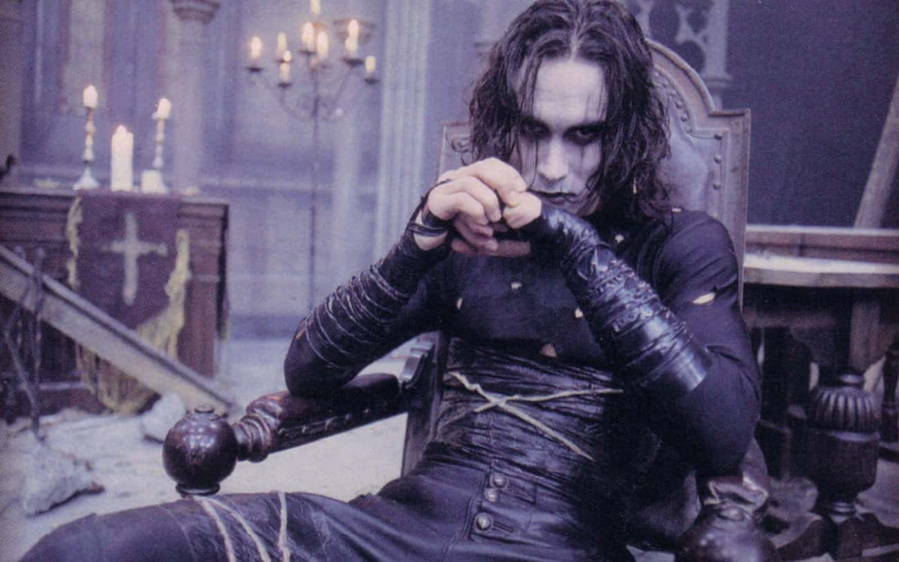 The Crow is listed (or ranked) 3 on the list Horror-Adjacent Movies To Watch When You Run Out Of Horror Movies