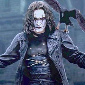 The Crow is listed (or ranked) 13 on the list Great Movies About Very Dark Heroes