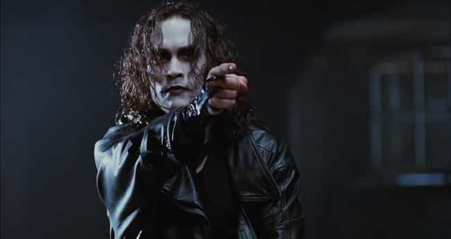 The Crow is listed (or ranked) 2 on the list Pretty Good Movies On Netflix To Distract You During A Bout of Insomnia